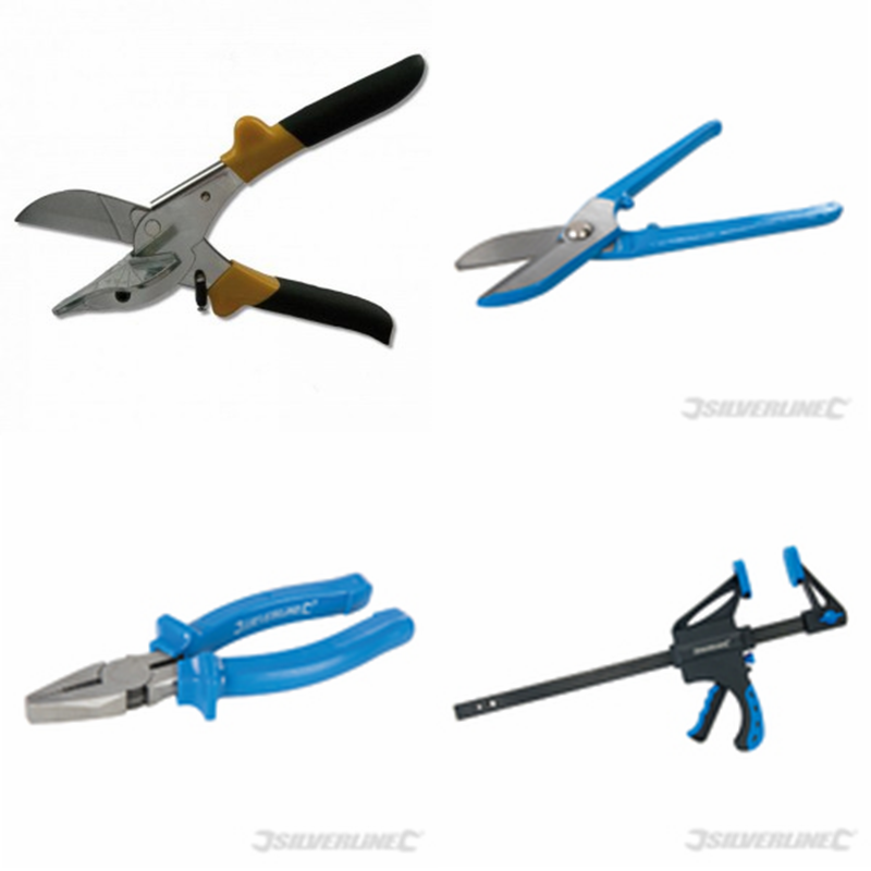 Cutters, Snips, Pliers, Pincers & Clamps