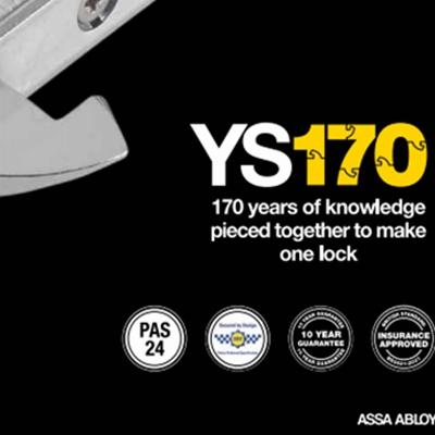 Yale YS170 Door Locks