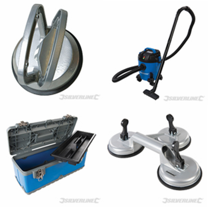 Suction, Toolbox & Vacuum Cleaner