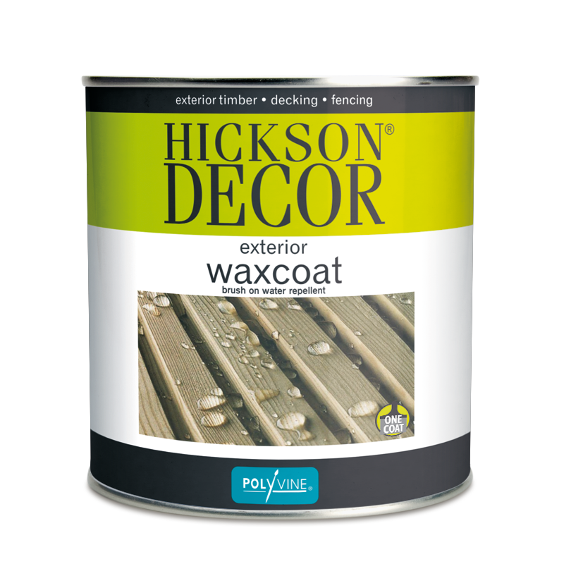 Hickson Decor Decking & Wax Coat