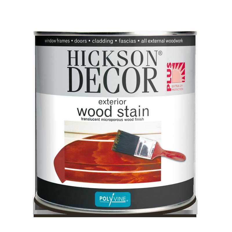 Hickson Decor Woodstains