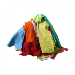 10Kg Bags Light Coloured Cotton Wipers