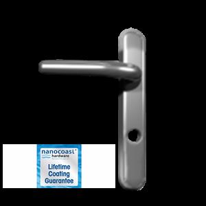 UAP High Security 219mm Stainless Steel Door Handle