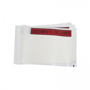 A5 Document Enclosed Wallets Box of 500