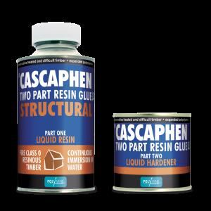 Cascaphen Two Part Resin Glue