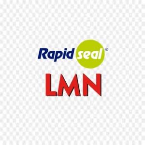 LMN Trade Translucent Clear Silicone Sealant - Box of 25