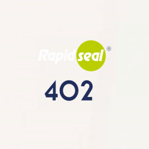 N402 Ral 9010 Matt White Silicone Sealant - Box of 25
