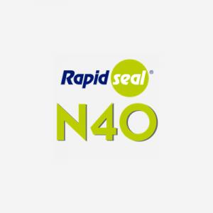 N40 Ral 9003 Signal White Silicone Sealant - Box of 25