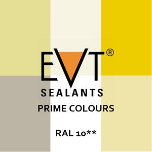 EVT Prime Colours Yellows & Beiges