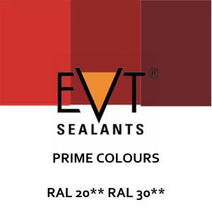 EVT Prime Colours Reds