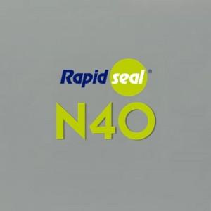 N40 Ral 7042 Traffic Grey Silicone Sealant  - Box of 25