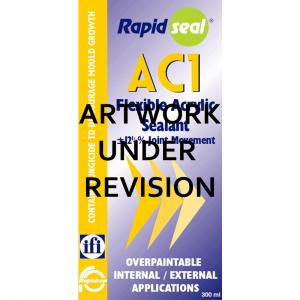 Rapidseal Flexible Acrylic  300ml