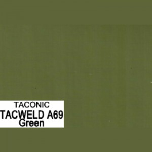 Tacweld A69 Green Self Adhesive 5 Metre Roll Extended Life
