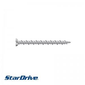 Stardrive Frame Screw