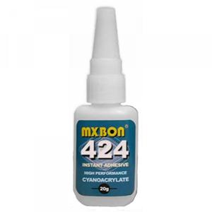 MXBON 424 High Strength S/Glue 50g - 25 Bottles Per Box