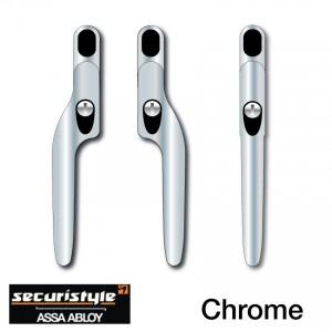 Virage Espag Key Lock Chrome