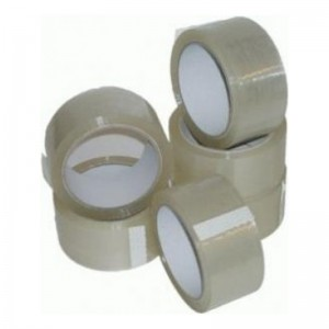 Clear Packing Parcel Tape 48mm x 66m Pack of 6