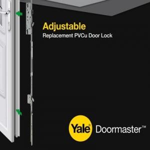Doormaster Adjustable Replacement Lock for PVCu Doors