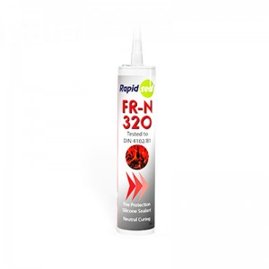 FR320 Fire Rated White LMN Silicone