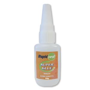 Rapidseal High/Thick Viscosity 50gram Superglue - 25 Per Box