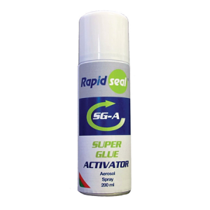 Rapidseal Spray Activator for Superglue 200ml - Sold Per Can