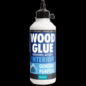 Interior PVA Wood Glue 500ml