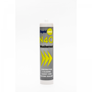N40 Clear/Translucent Silicone Sealant - Box of 25