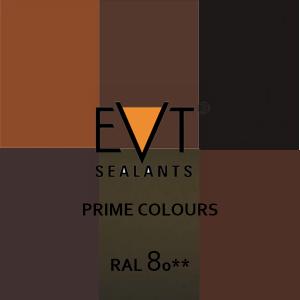EVT Prime Colours Browns