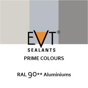 EVT Prime Colours Aluminium Greys